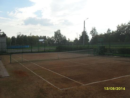 Теннисный корт г. Муром, мкр. Вербовский